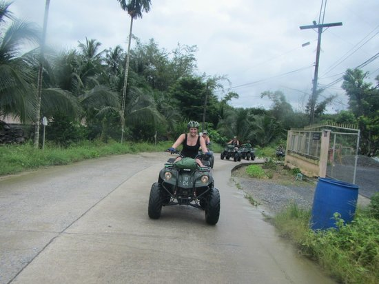 ATV Phuket Tours: ATV tour