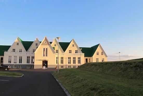 Heradsskolinn Boutique Hostel: Love it at the first sight!