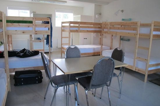 Heradsskolinn Boutique Hostel: Dorm room
