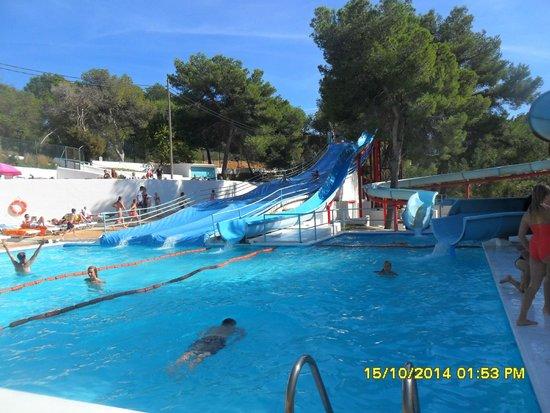Sandos El Greco Beach Hotel: water park