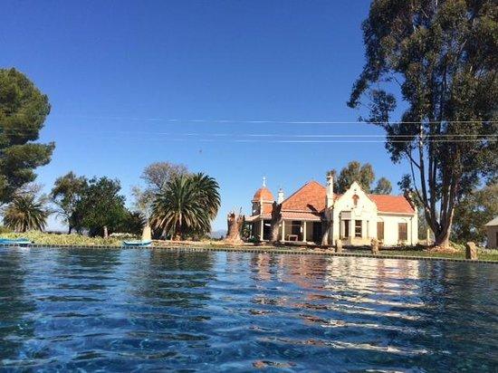 Rietfontein Ostrich Palace: rietfontein