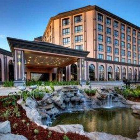 Crowne Plaza Hotel Nairobi: Main building