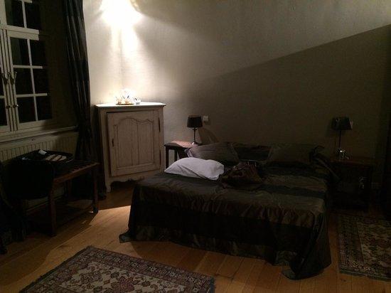Hotel Boterhuis : hotelkamer