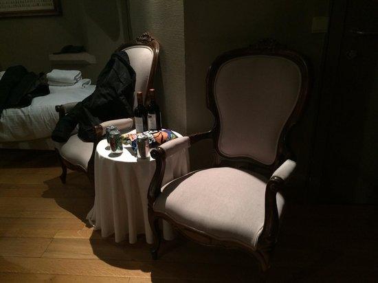 Hotel Boterhuis : authentiek