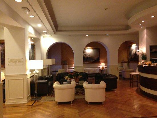 WORLDHOTEL Cristoforo Colombo : Salone Principale