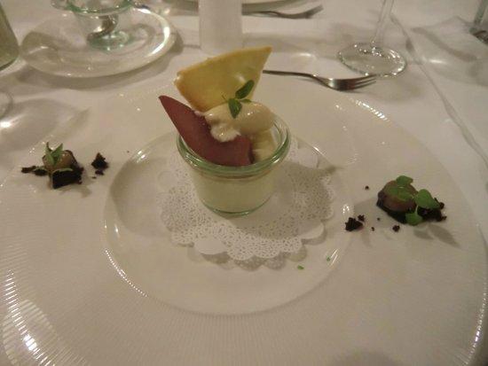 Hotel Krone: Dessert