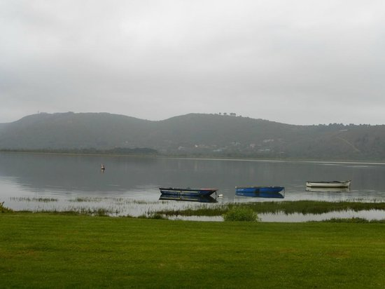 The St. James of Knysna: View from room in morning
