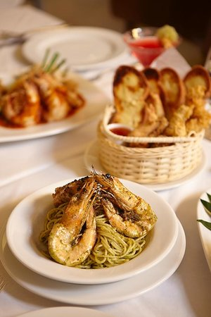 Thai and signature dishes Picture of Azure Restaurant Trat #2: thai and signature dishes