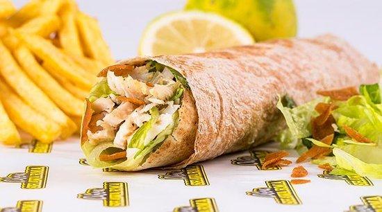 Abou Shawarma : Fish Shawarma