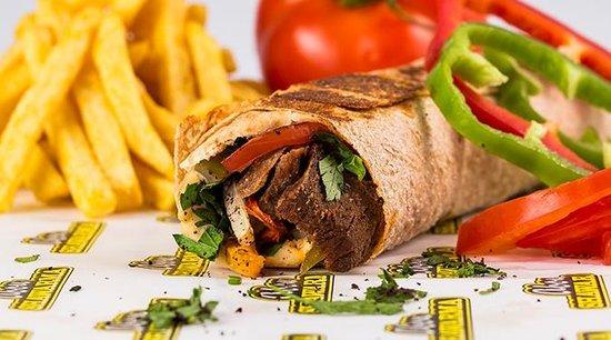 Abou Shawarma : Kebab Shawarma
