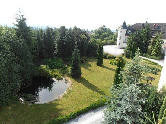 EA Hotelovy resort SEN: view of the garden