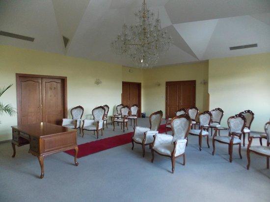 EA Hotelovy resort SEN: bridal lounge
