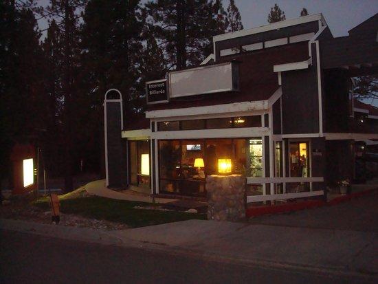 Travelodge Big Bear Lake CA: Utanför receptionen