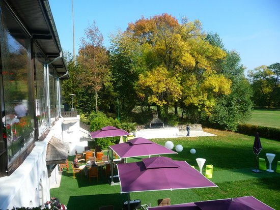 Diplomat: View from restaurant terrace