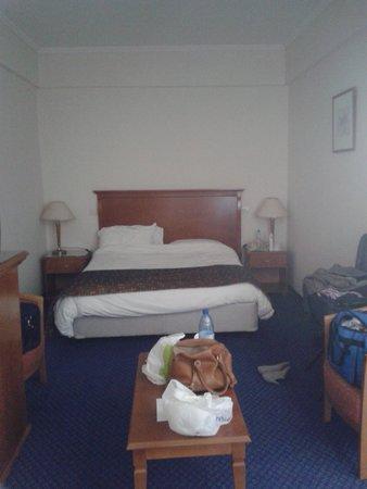 Castelli Hotel: Executive dark room