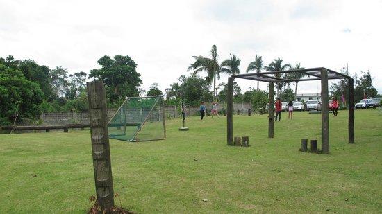 Hotel Kimberly: playground area