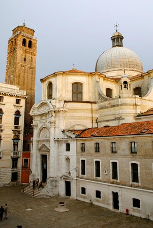 Hotel San Geremia : View from room!