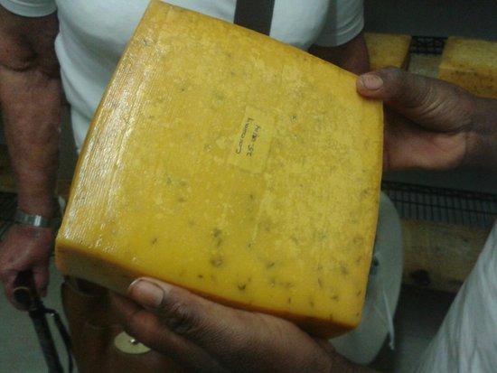 Kalahari Farmhouse: Farmhouse Cheese Dairy