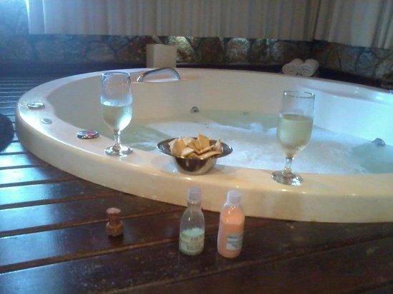 Pousada Villa D'Amore: Momento para relaxar.....