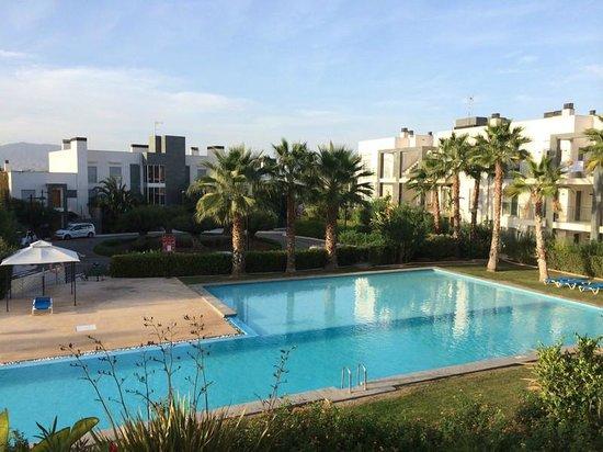 El Plantio Golf Resort: Block 3 - view from the room terrace
