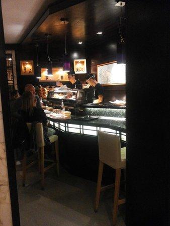 Hanami: Sushi bar
