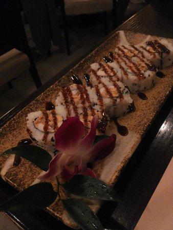 Hanami: Uramaki hot roll
