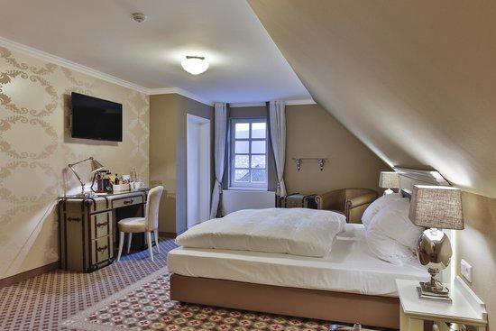 Hotel altes Museum -Doppelzimmer Romantik - Bild von Hotel Alte ...