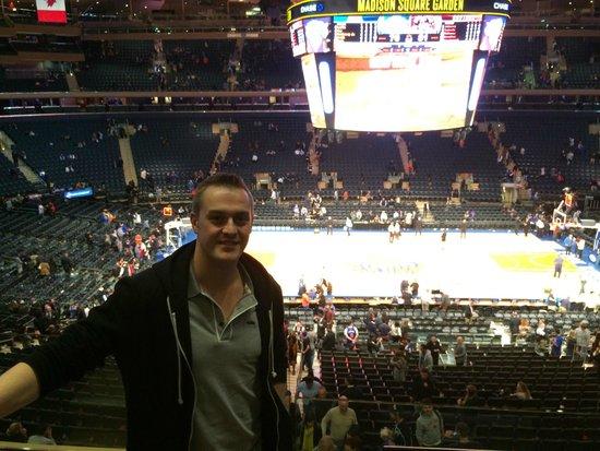 Madison Square Garden Picture Of Madison Square Garden New York City Tripadvisor