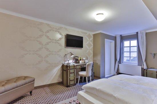 Hotel altes Museum -Doppelzimmer Romantik - Bild von Hotel ...