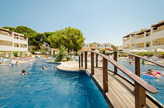 Matina Pefkos Aparthotel: People Pool