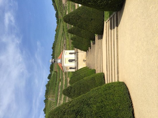 Gasthaus Schloss Wackerbarth: Aussenansicht