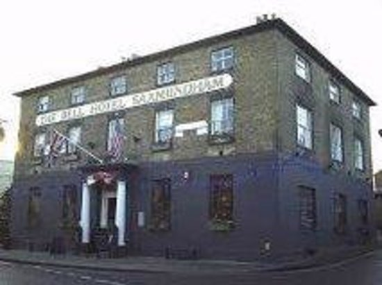 The Bell Hotel: The Bell at Sax