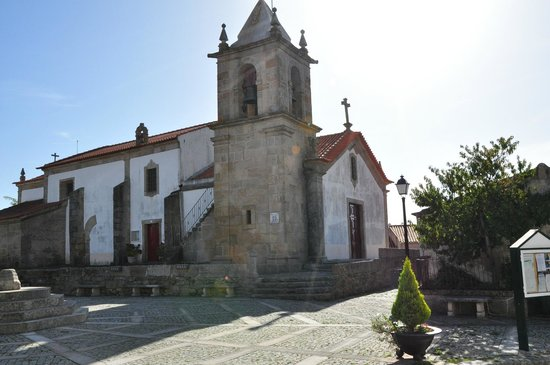 Almeida, Portugal: Church of village