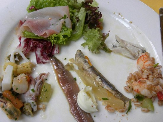 Aristide : Slices of heaven's meal