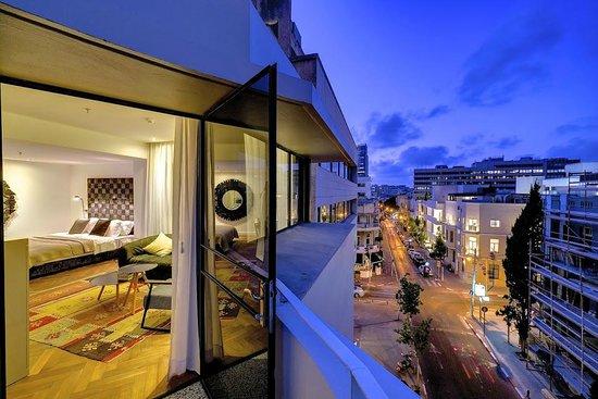 호텔 타운하우스 텔아비브