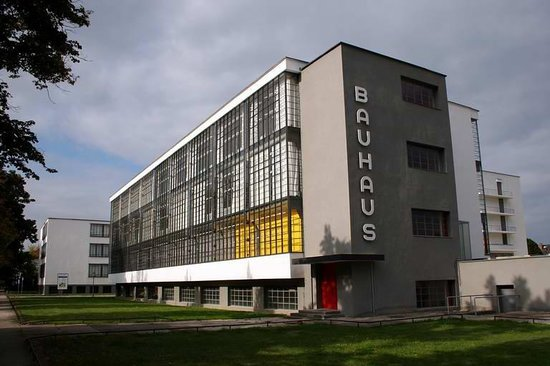 die bauhaus universit t picture of bauhaus dessau foundation dessau tripadvisor. Black Bedroom Furniture Sets. Home Design Ideas