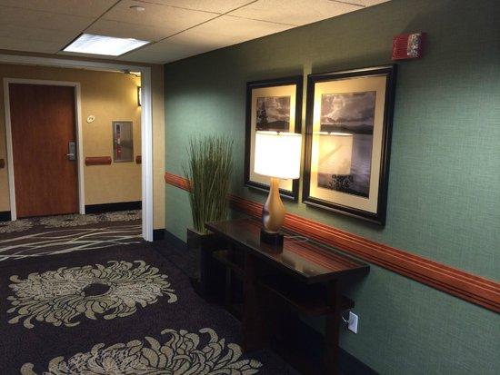 La Quinta Inn & Suites Coeur d' Alene: hall étage