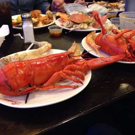 Fantastic Crab Shrimp Lobster Steak Unlimited And Very Good Download Free Architecture Designs Salvmadebymaigaardcom