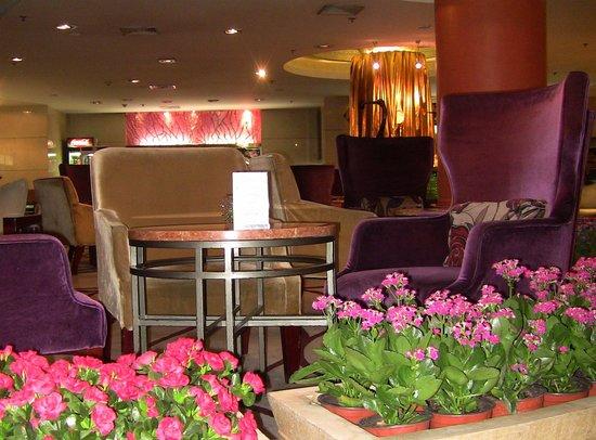 Haihua Hotel Hangzhou : hall - particolare