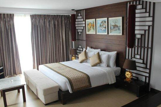 Villa Del Sol Beach Resort & Spa: deluxe premium garden view