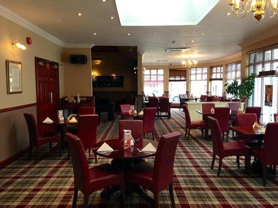 Glendevon Hotel: Dining Room