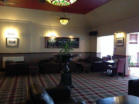Glendevon Hotel: Lounge Area
