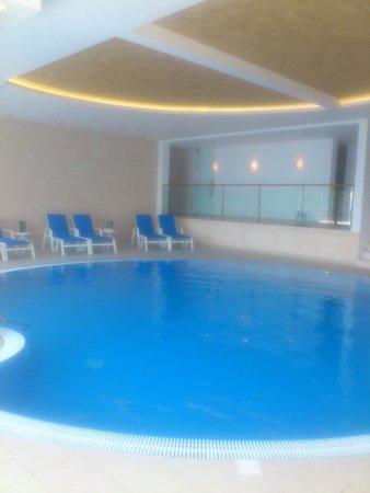 Ariston Hotel: indoor swimming pool