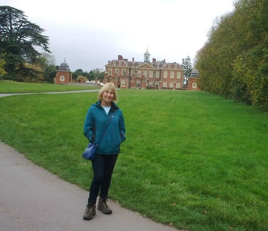 Hanbury Hall : Lovely House