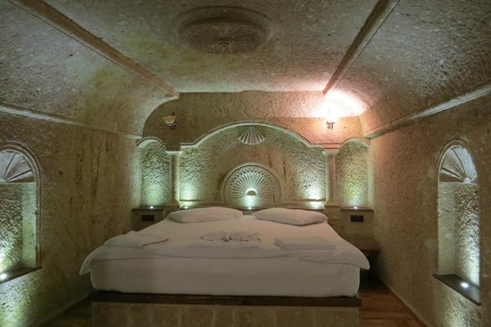 Kemerhan Cave Suites : bedroom