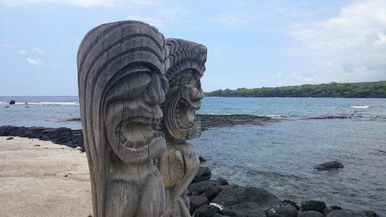 "Pomaika'i ""Lucky"" Farm B&B: Museum nearby at the beach"
