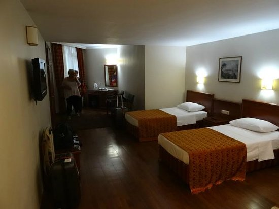 Grand Hotel Halic: Room 220
