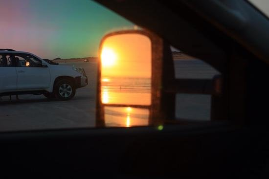 Cable Beach Caravan Park: Reflections of Cable Beach