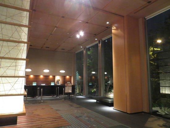 فندق نيوا طوكيو: Lobby