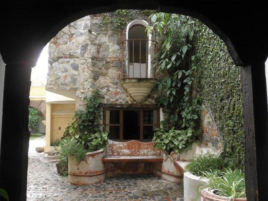 Hotel Los Pasos : Pasillos